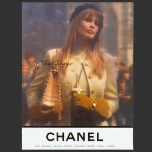 ✨Iconic CHANEL CC Button Boucle Coat Jacket Blazer